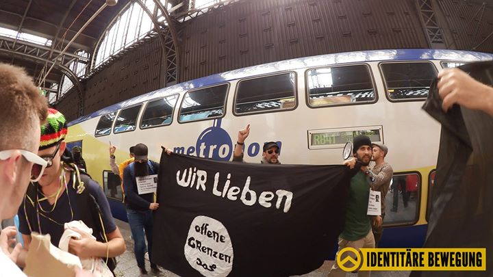 Intervention Hamburg
